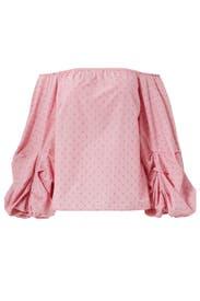 Pink Hannah Top by Petersyn