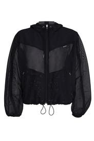 Black Indy Jacket by MICHI