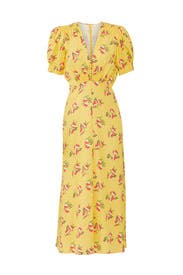 Puff Sleeve Floral Dress by Jill Jill Stuart