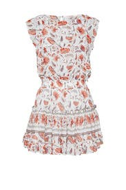 Floral Gina Dress by MISA Los Angeles