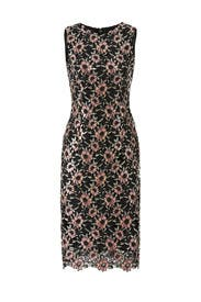 Floral Embroidered Sheath by Prabal Gurung