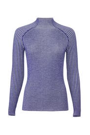 Cobalt Romy Sweater by DREYDEN