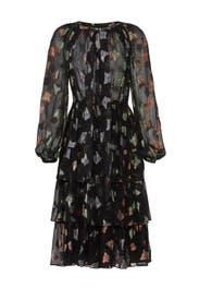 Sheer Jumper Dress by The Kooples