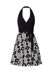 Amelia Floral Print Wrap Dress by Diane von Furstenberg