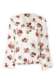 Floral Ray Top by A.L.C.