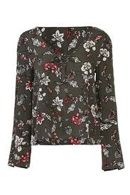 Floral Jantel Blouse by cupcakes and cashmere