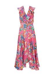 Rita Midi Dress by SALONI