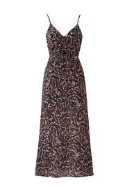 Dahlia Midi Dress by The Fifth Label