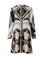 Constellation Shirtdress by Tory Burch