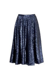 Blue Rachil Skirt by Slate & Willow