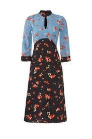 Michaela Floral Dress by Vilshenko