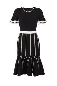 Moyne Knit Dress by Shoshanna
