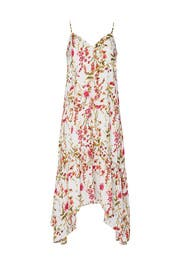 Scarf Hem Slip Dress by Great Jones