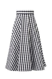 Gingham Circle Skirt By Kate Spade New York For 35 50