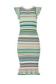 Rainbow Striped Sheath by Milly