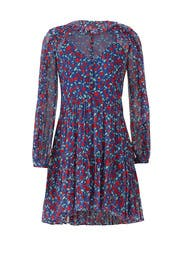 Rosa Crinkle Dress by The Kooples
