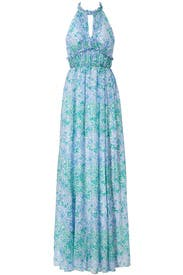Printed Esther Maxi by Shoshanna