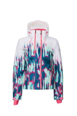 Multi Print Inspire Ski Jacket by SPYDER