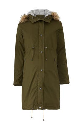 Penelope Maternity Parka by Seraphine