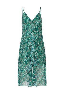 Viridian Dress by The Fifth Label
