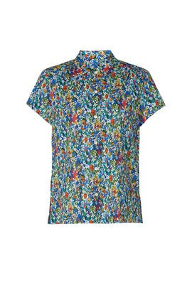 Cleo Short Sleeve Shirt by A.P.C.