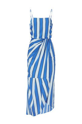 Sarong Wrap Cami Dress by Derek Lam 10 Crosby