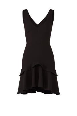 Black Louise Dress by SALONI
