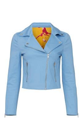 Dennis Biker Jacket by Color Me Courtney