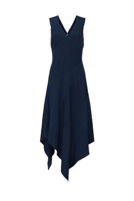 Asymmetrical Sleeveless Dress by Derek Lam Collective