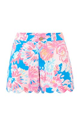 Buttercup Shorts by Lilly Pulitzer