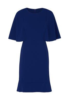 Blue Sherry Dress by Lauren Ralph Lauren