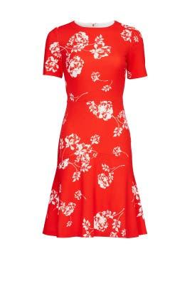 Floral Baba Dress by Lauren Ralph Lauren