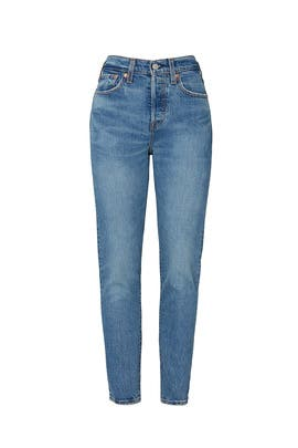 Blue Icon Fit Jeans by Levi's