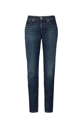 Dre Low Rise Slim Boyfriend Jeans by rag & bone JEAN