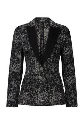 Charlie Blazer by Badgley Mischka