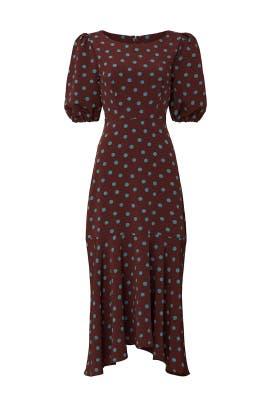 Dara Printed Dress by B Collection by Bobeau