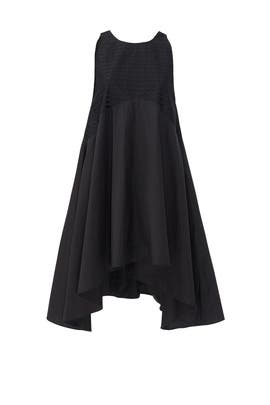 Black Side to Side Dress by ELLIATT