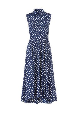 Cloud Dot Midi Dress by kate spade new york
