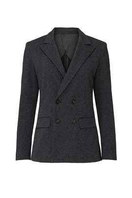 Gray Work Blazer by Polo Ralph Lauren