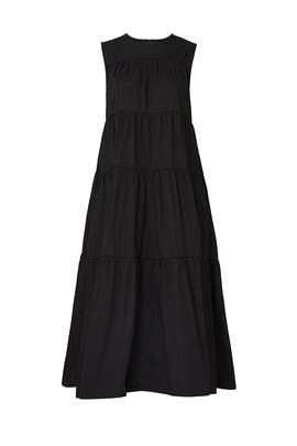 Sleeveless Tiered Maxi by Co