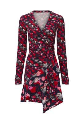 Elita Wrap Dress by Diane von Furstenberg