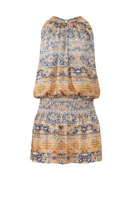 Paris Printed Dress by Ramy Brook