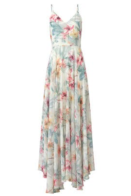 Peace And Love Maxi by Yumi Kim