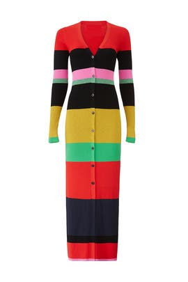 Finn Long Cardigan by Diane von Furstenberg