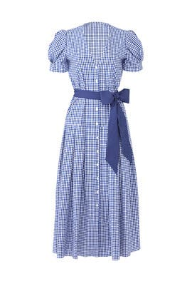 Gingham Jenna Dress by Petersyn
