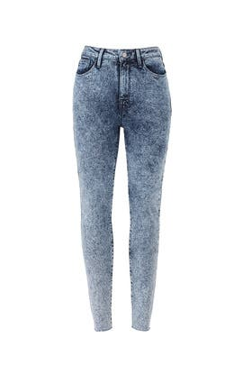 Social High Rise Skinny Jeans by Sanctuary