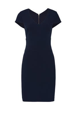 Navy Sheath by Slate & Willow