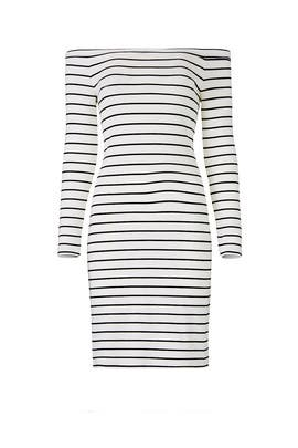 Striped Bridget Dress by BB Dakota