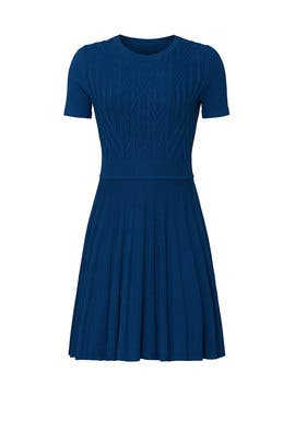 Navy A-Line Dress by Draper James