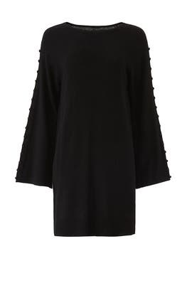 Booker Button Sleeves Dress by Equipment